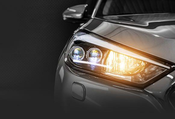车灯升级案例